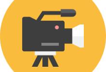 Icon of a Video Camera
