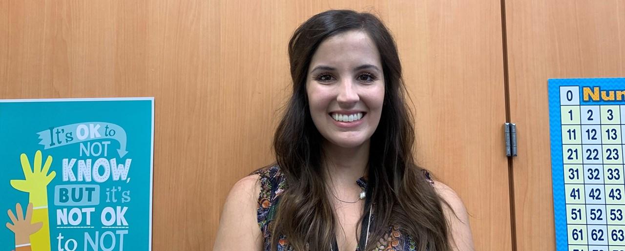 Miss Martinez