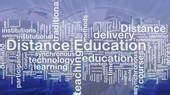 Distance Learning Words